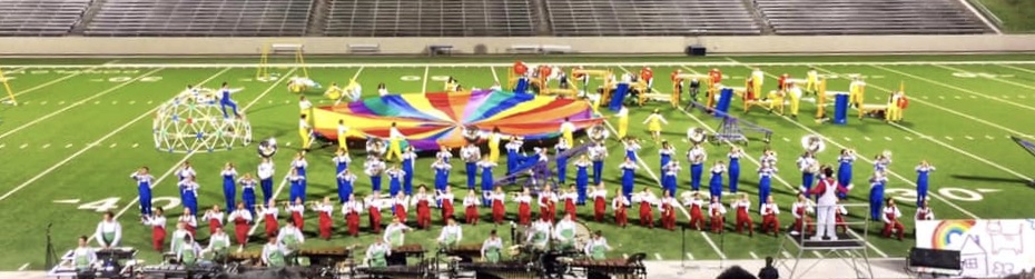 Midlothian Marching Showcase